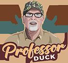 Professor Duck Logo