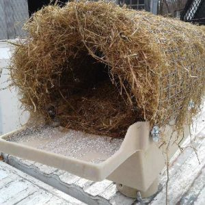 artificial nesting structures